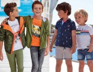 Oblečení pro chlapce of Mayoral
