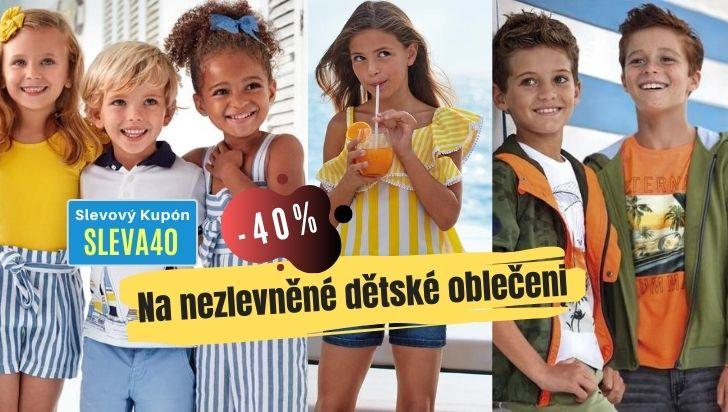 Dětské Oblečení Mayoral Nikolana.cz