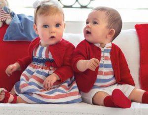 vše oblečení pro miminka